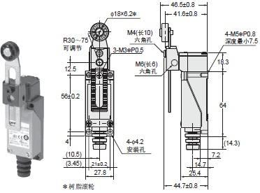 D4V 外形尺寸 3