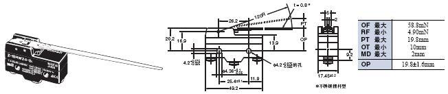 Z 外形尺寸 33 Z-15HW24-B_Dim