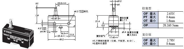 Z 外形尺寸 134 Z-15ESR_Dim
