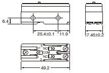 A 外形尺寸 10 A_Solder Terminal