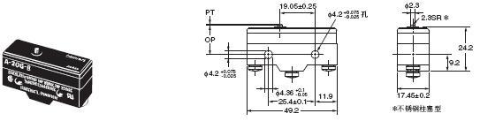 A 外形尺寸 15 A-20G-B_Dim