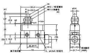 D4MC 外形尺寸 4 D4MC-5000_Dim