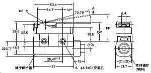 D4MC 外形尺寸 19 D4MC-1000_Dim