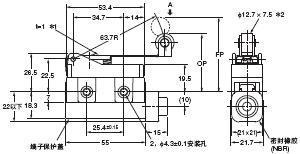 D4MC 外形尺寸 27 D4MC-2000_Dim