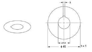 A165E 外形尺寸 20 A16Z-5070_Dim
