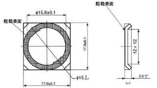 A165E 外形尺寸 23 A165E_Dim1