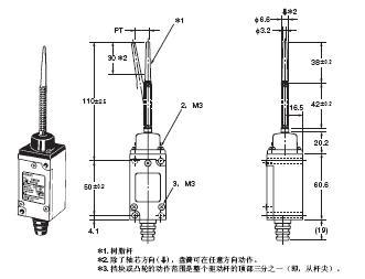 HL-5000 外形尺寸 15 HL-5300_Dim