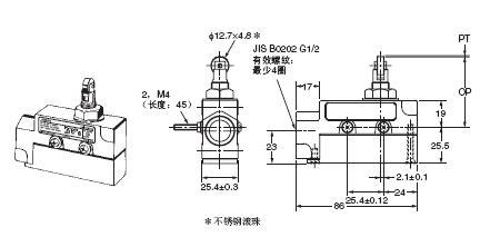 ZE / ZV / ZV2 / XE / XV / XV2 外形尺寸 7 ZE-Q21-2_Dim