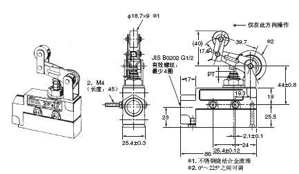 ZE / ZV / ZV2 / XE / XV / XV2 外形尺寸 13 ZE-QA277-2_Dim