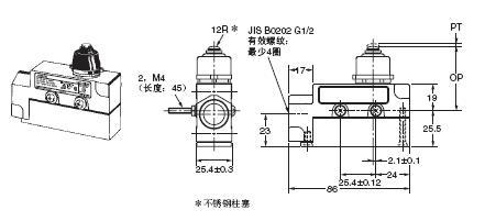 ZE / ZV / ZV2 / XE / XV / XV2 外形尺寸 15 ZE-N-2_Dim